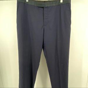 Boglioli Sz 50 Navy Trousers